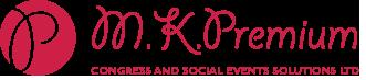 M.K. Premium Logo