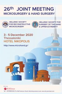 poster, 26th joint meeting microsurgery & hand surgery